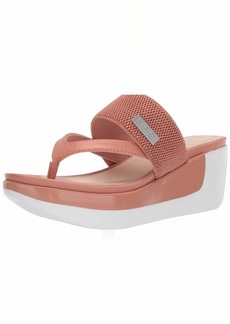 Kenneth Cole REACTION Pepea Cross Wedge Sandals   M US