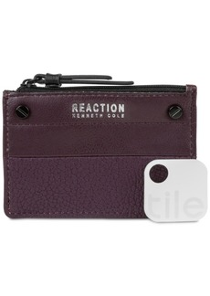 Kenneth Cole Reaction Rfid Key Coin Purse with Tracker