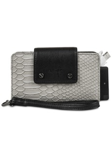 Kenneth Cole Reaction Rfid Phone Wristlet with Portable Charger