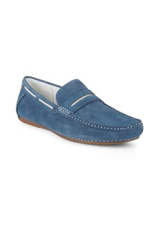 Kenneth Cole REACTION Smyth Suede Penny Loafers