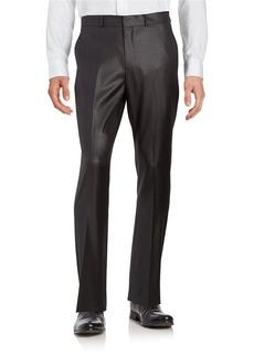 KENNETH COLE REACTION Straight-Leg Pants