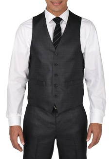 Kenneth Cole REACTION Techni-Cole Slim-Fit Suit Separate Stretch Vest