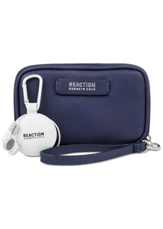 Kenneth Cole Reaction Take Charge Wristlet with Retractable Earbuds