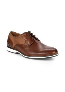Kenneth Cole REACTION Weiser Perforated Leather Derby Shoes