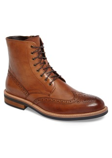 Kenneth Cole Reaction Wingtip Boot (Men)
