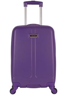 "Kenneth Cole Reaction Women's 20"" Abs 4-Wheel Upright Carry-on Luggage"