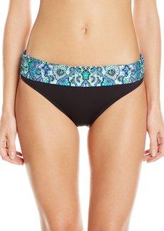 Kenneth Cole Reaction Women's Beyond The Sea Sash Bikini Bottom