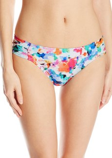 Kenneth Cole Reaction Women's Cabana Cutie Sash Tab Bikini Bottom