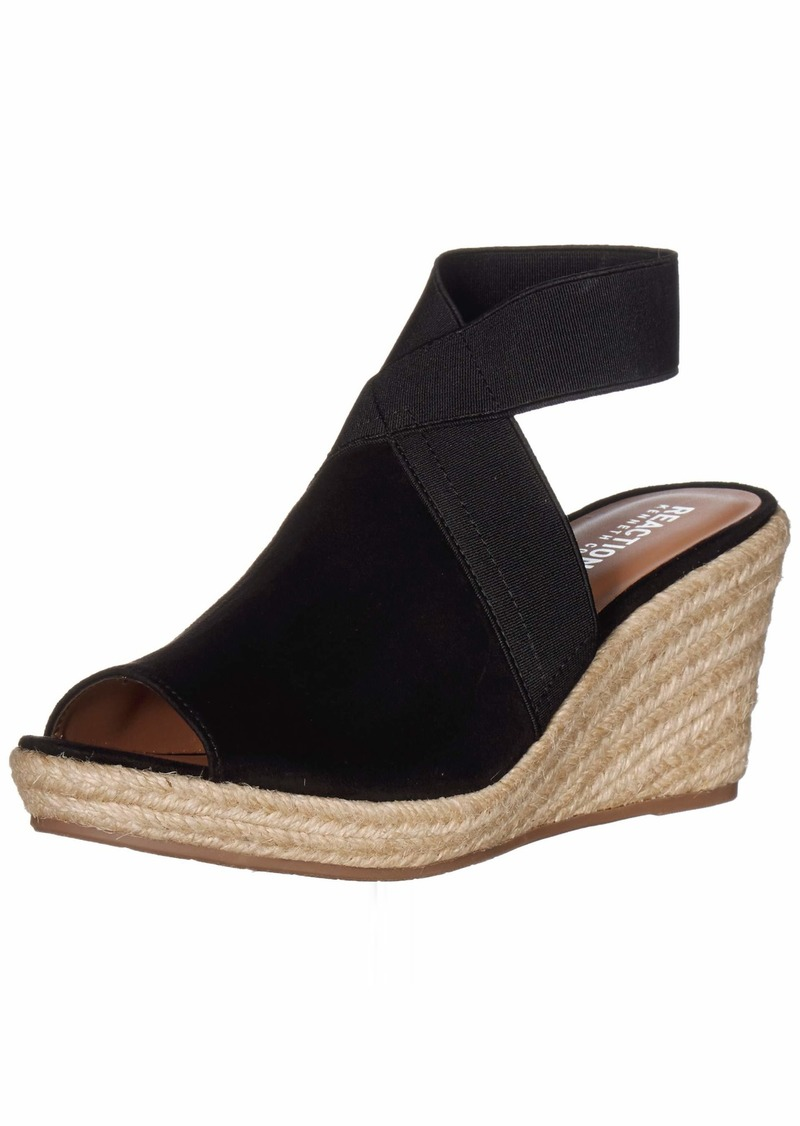 Kenneth Cole REACTION Women's Carrie Espadrille Wedge Sandal   M US
