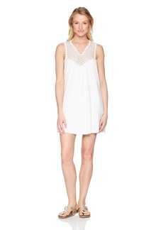 Kenneth Cole REACTION Women's Casablanca Crochet Dress