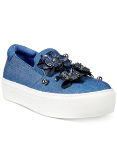 Kenneth Cole Reaction Women's Cheer Floral Platform Sneakers Women's Shoes