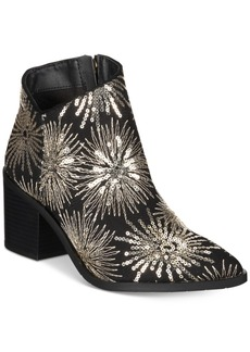 Kenneth Cole Reaction Women's Cue The Music Booties Women's Shoes