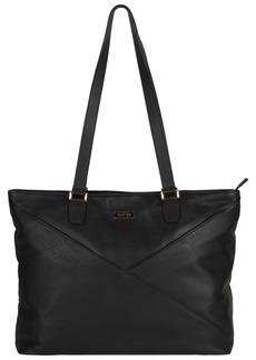 "Kenneth Cole Reaction Women's East Bay Babe 15"" Laptop & Tablet RFID Business Travel Messenger Computer Bag  Laptop"
