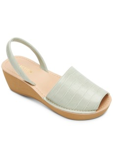 Kenneth Cole Reaction Women's Fine Glass Wedge Sandals Women's Shoes