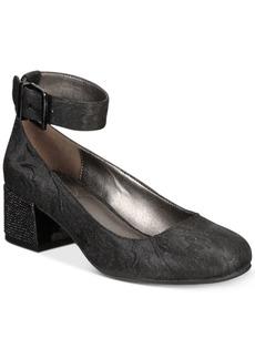 Kenneth Cole Reaction Women's Flip Around Block-Heel Pumps Women's Shoes