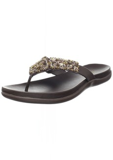 Kenneth Cole REACTION Women's Glam-athon Flat Sandal