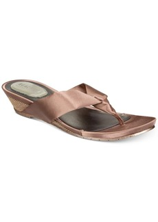 Kenneth Cole Reaction Women's Great Date Wedge Sandals Women's Shoes