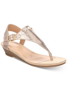 Kenneth Cole Reaction Women's Great Mix Wedge Sandals Women's Shoes