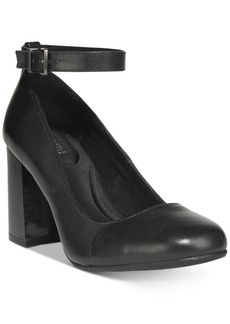 Kenneth Cole Reaction Women's Happyness Block-Heel Pumps Women's Shoes