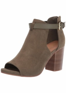 Kenneth Cole REACTION Women's Hit Hooded Bootie Ankle Boot  .0 M US
