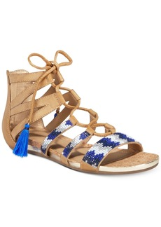 Kenneth Cole Reaction Women's Lost Look 2 Lace-Up Gladiator Sandals Women's Shoes