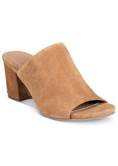 Kenneth Cole Reaction Women's Mass-Ter Mind Peep-Toe Mules Women's Shoes