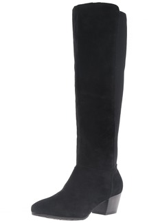 Kenneth Cole REACTION Women's Pil-anthropy Tall Shafted to The Knee Boot Equestrian  8.5 M US