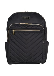 "Kenneth Cole Reaction Women's Polyester Twill Single Compartment 15.6"" Computer Laptop Backpack"