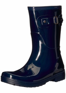 Kenneth Cole REACTION Women's Rain Buckle Rain Boot