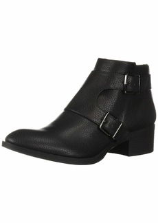 Kenneth Cole REACTION Women's Re-Belle Moto Bootie Motorcycle Boot   M US