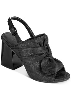 Kenneth Cole Reaction Women's Reach Beyond Block-Heel Sandals Women's Shoes