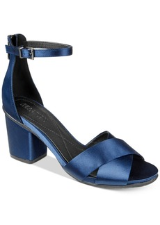 Kenneth Cole Reaction Women's Reed Forever Block-Heel Sandals Women's Shoes