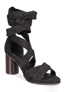 Kenneth Cole Reaction Women's Rita Lita Lace-Up Sandals Women's Shoes