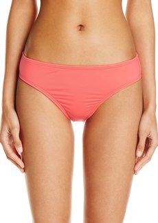 Kenneth Cole Reaction Women's Ruffle-Licious Hipster Bikini Bottom