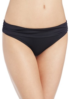 Kenneth Cole Reaction Women's Ruffle Sash Hipster Bottom