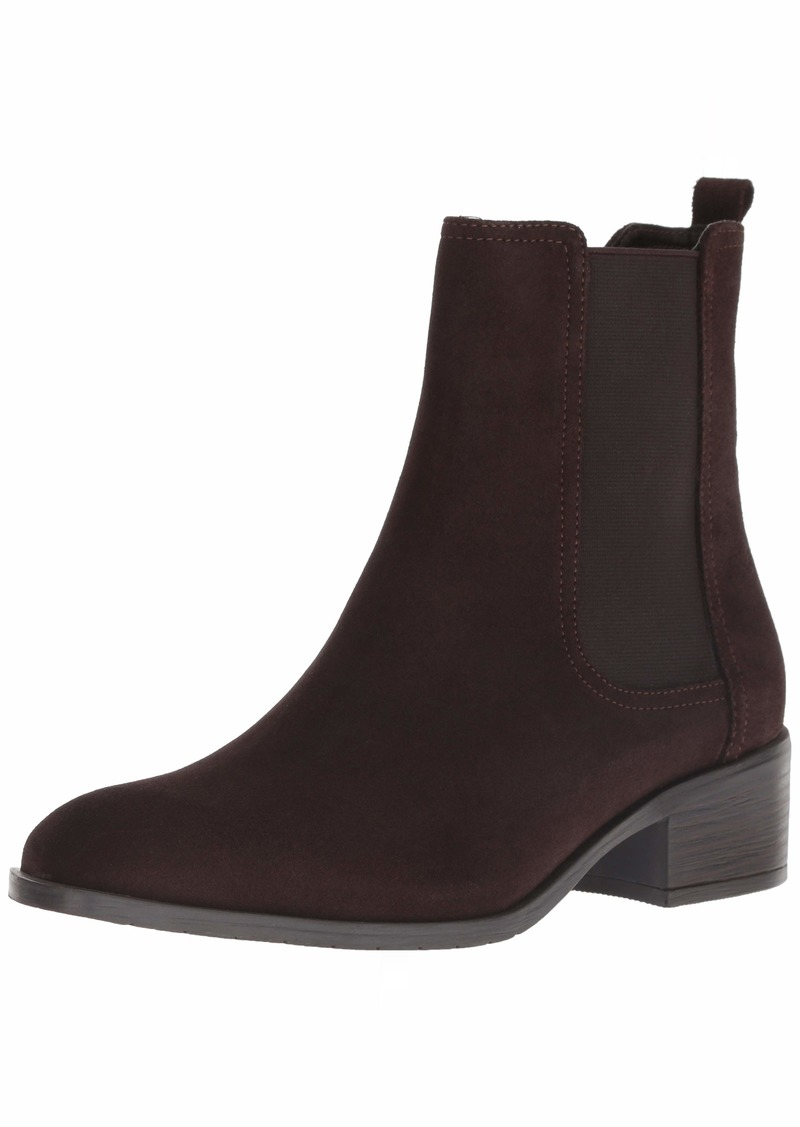 Kenneth Cole REACTION Women's Salt Chelsea Pull On Flat Bootie Ankle Boot   M US
