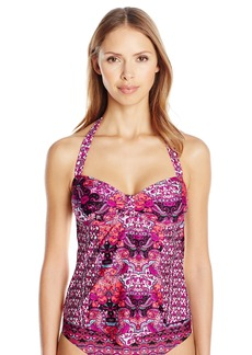 Kenneth Cole Reaction Women's Scarfs On Deck Hanky Tankini