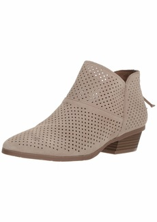 Kenneth Cole REACTION Women's Side Walk Perf Ankle Bootie Boot   M US