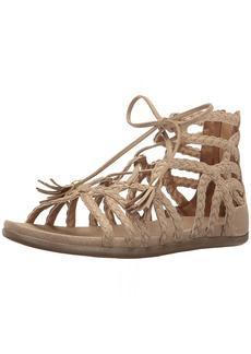 Kenneth Cole REACTION Women's Slim Loop Gladiator Sandal