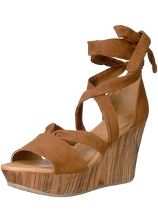 Kenneth Cole REACTION Women's Sole Rise Wedge Sandal   M US