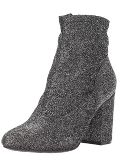 Kenneth Cole REACTION Women's Time for Fun Ankle Bootie with Sock Shaft High Heel Mt   M US