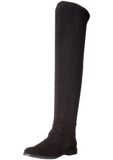 Kenneth Cole REACTION Women's Wind-y Over The Knee Stretch Boot  9 M US