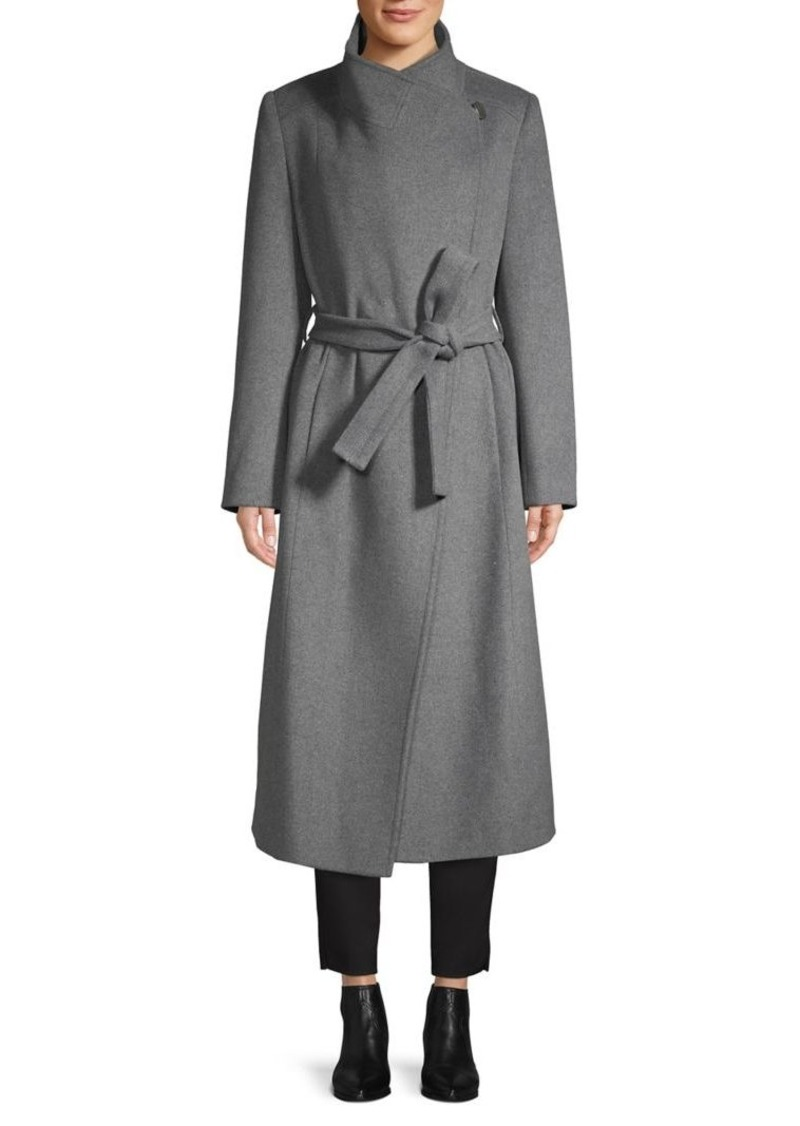 Kenneth Cole REACTION Wool-Blend Coat
