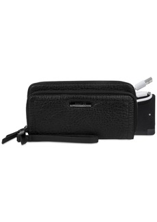 Kenneth Cole Reaction Wristlet with Battery Charger