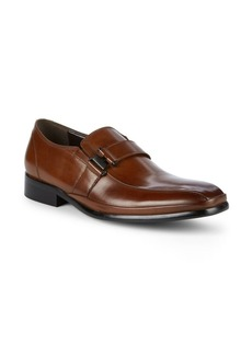 Kenneth Cole REACTION Zap Strap Leather Loafers