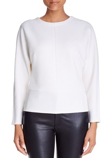 Kenneth Cole Ribbed Dolman Sweater