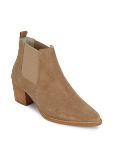 Russie Pointed Booties
