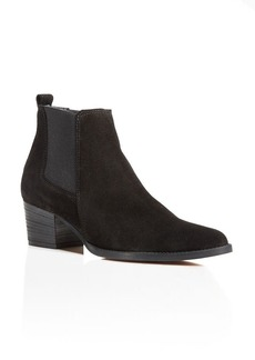 Kenneth Cole Russie Suede Chelsea Booties - 100% Bloomingdale's Exclusive