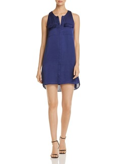 Kenneth Cole Sleeveless High/Low Dress