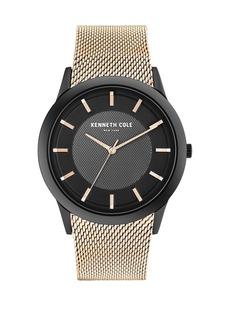 Kenneth Cole Slim Stainless Steel Bracelet Watch